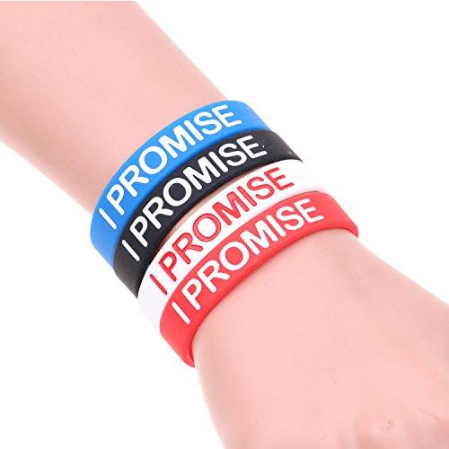 qsks-lebron-james-i-promise-wheels-for-education-silican-gel-wristband-bracelet4-pcs-lot