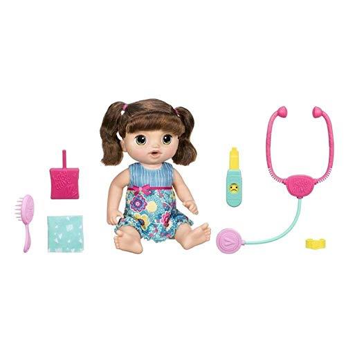 Baby Alive Doces Lagrimas Morena C0958 Hasbro
