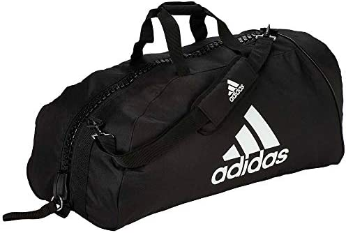 adidas Sporttasche Martial Arts Black/White Nylon
