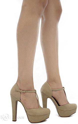 h Pumps Nbpu Mve Platform Nat Toe Closed T strap Shoes Women's shoes x1wOqap