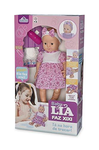 BABY LIA FAZ XIXI