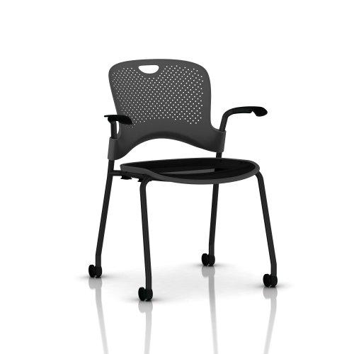 stackable caper side chair flexnet
