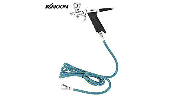 KKmoon Herramienta de pulverización profesional: 0,2 mm 9 cc kit/0 ...