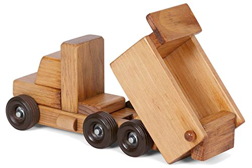 Amish Buggy Toys Wooden Truck Toys, Small (Wooden Buggy)