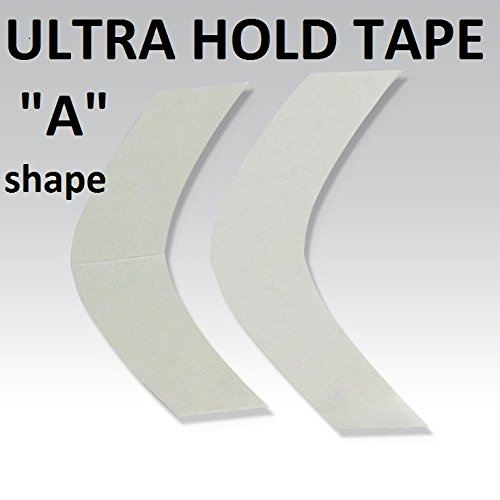 Permanent Wear 2-6 Weeks Ultra Hold A Contour Adhesive Tape 36 Pieces ()