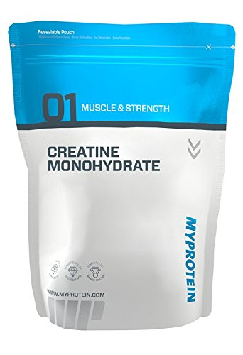Myprotein Creatine Monohydrate  [.55 lbs - [Unflavored] (Best Creatine For Sprinters)