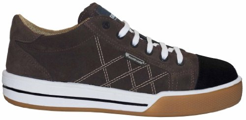 Maxguard S360 SAMUEL Sneaker Halbschuh braun S1P Größe 36
