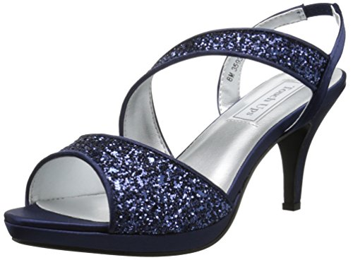 navy blue dress shoes - 8