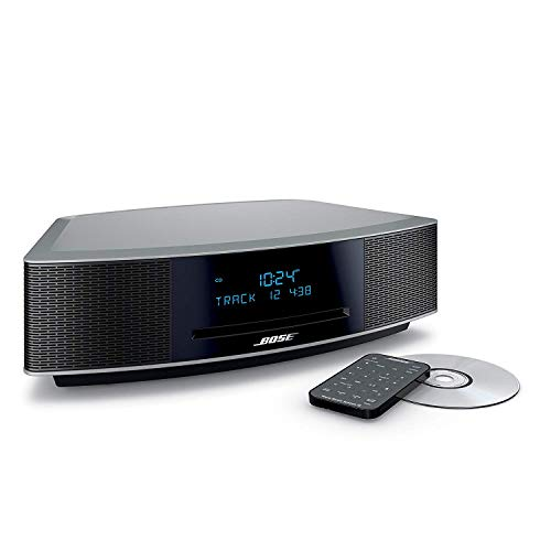 Bose Wave Music System IV - Platinum Silver