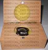 Tathastu 90 D Aspheric Lens For Ophthalmology And Optometry With Wooden Box