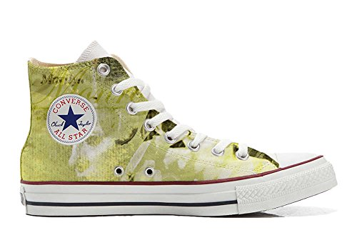 Schuhe Custom Converse All Star, personalisierte Schuhe (Handwerk Produkt customized) Classic Woman