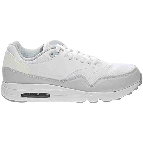 info for 600cd 0aa4d Amazon.com   NIKE Air Max 1 Ultra 2.0 Essential White White-Pure Platinum    Basketball