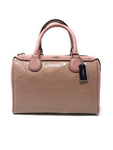 58bc862c602e Coach debossed signature mini Bennett crossbody  Handbags  Amazon.com