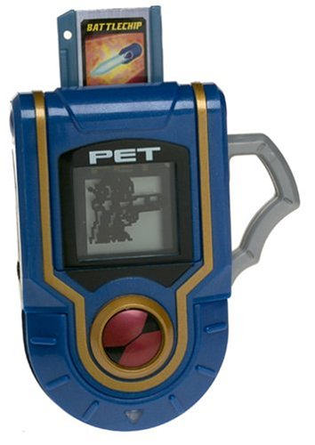 MegaMan Advanced Blue Pet Personal Terminal