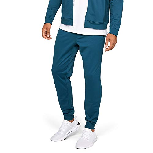 Under Armour Sportstyle Joggers, Petrol Blue//Black, 3X-Large by Under Armour (Image #1)