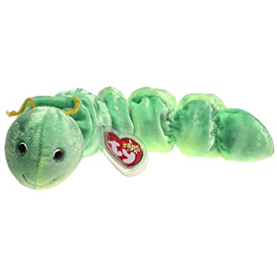 TY Beanie Baby - SQUIRMY the Worm: Toys & Games