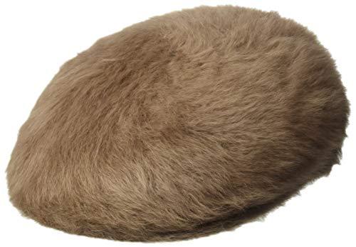 Kangol Men's FURGORA 504 Flat Ivy Cap HAT, Cocoa, M
