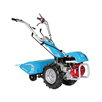 Motocultor de gasolina Bertolini Ber 403 H (sin ruedas - sin Gola): Amazon.es: Jardín