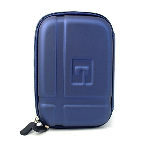 GPS Carrying Case Zipper Cover Pouch Bag Universal Hard Carrying Case for 5