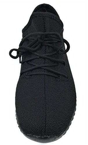 Athletic Fashion Womens The Breathable Shoes All Mesh Casual Collection Sneakers Jill Black wxqA1CF