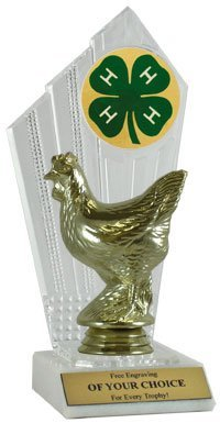 chicken trophy - 9