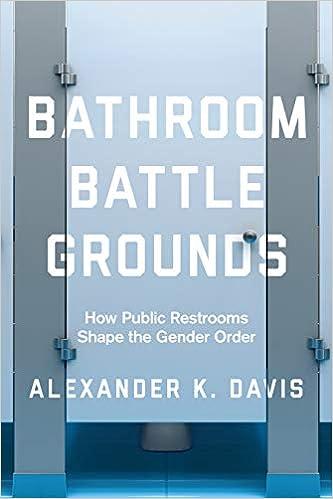 Bathroom Battlegrounds : How Public Restrooms Shape the Gender Order
