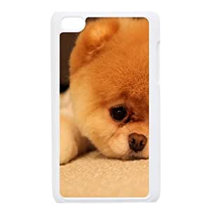 Cases For Ipod Touch 4, Sad Puppy Cases For Ipod Touch 4, Tyquin White