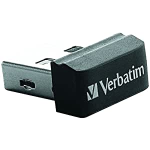 Verbatim 8 GB Store 'n' Go Car Audio USB Drive (97633)
