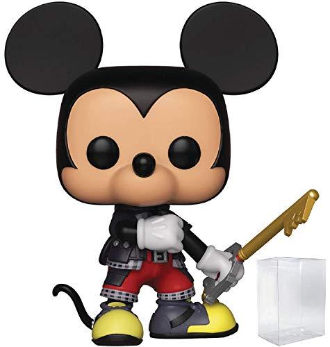 Funko Pop! Disney: Kingdom Hearts 3 - Mickey Mouse Vinyl Figure (Includes Pop Box Protector Case) ()