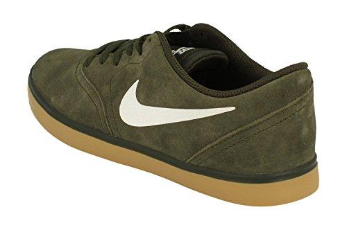 Nike Men's SB Check Skateboarding Shoes Sequoia White Gum Light Brown 312 wide range of cheap price mcnaCR4FP