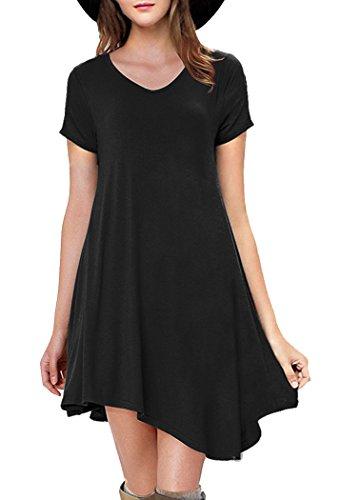 MOLERANI Womens Sleeve Casual T Shirt
