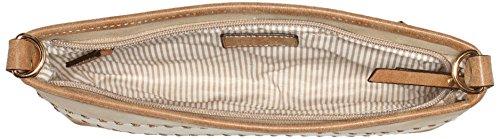 Gabor Damen Turin Umhängetasche, 18x3x28 cm Braun (Cognac)