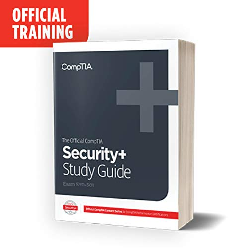 The Official CompTIA Security+ Certification Study