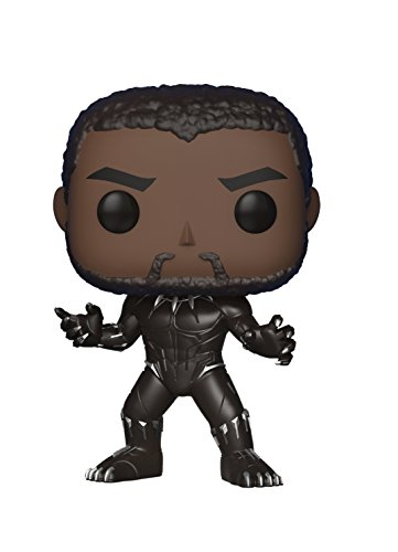 Funko POP Disney Marvel Black Panther Character Toy Action Figures