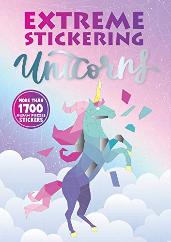 Extreme Stickering Unicorns