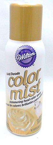 Gold Color Mist - 710-5520 (Wilton Gold Color Mist compare prices)
