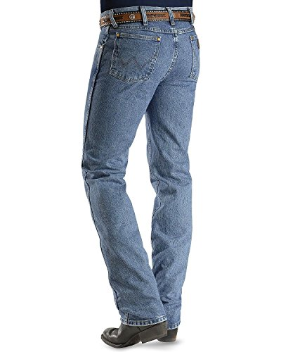 Slim Cowboy Cut Jeans - 4