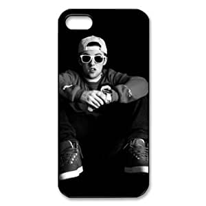 Mac Miller Picture iPhone 5 Case Back Case for iphone 5 by runtopwell