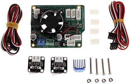 Amazon com: RingBuu New, NanoDLP Shield V1 1 Expansion Board for