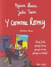 Y comme Romy par Levain