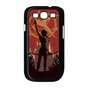 Samsung Galaxy S3 Case,The Hunger Games Gesture Hard Shell Case For Samsung Galaxy S3 Black