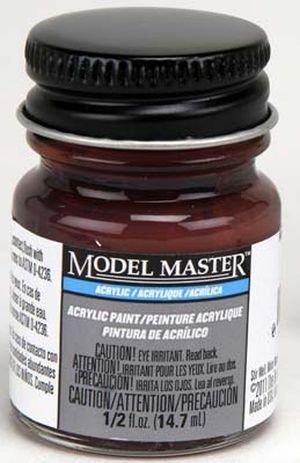 Testor Corp. MM 1/2 Ounce Rotbraun RAL 8012 Acrylic Paint 4861 ()