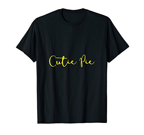 Cutie Pie Shirt for Wifey from Hubby Tshirt