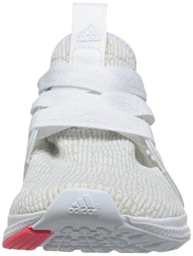 Adidas Womens Edge Lux W, Bianco / Kaki Bianco / Kaki