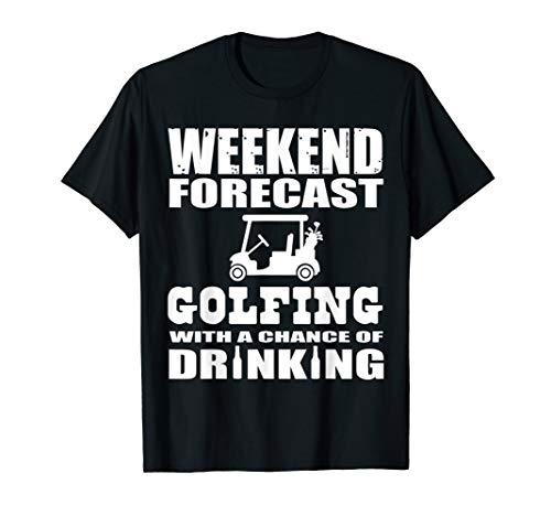 Golfing Hobby T-shirt