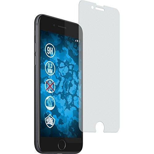 1 x Apple iPhone 8 Plus Pellicola Protettiva Vetro Temperato Antiriflesso - PhoneNatic Pellicole Protettive