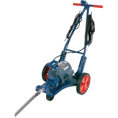 - Electric Eel Sectional Drain Cleaning Machine, Model# CK-1/2-8DC
