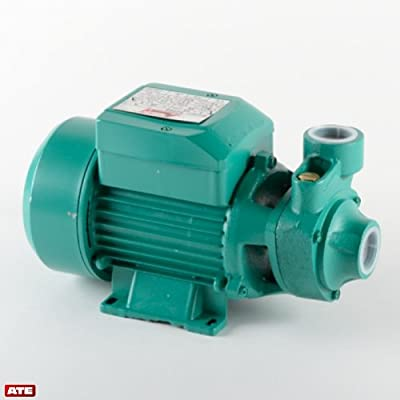 1/2 H.P. Electric Water Pump 3450 RPM Single Phase Motor