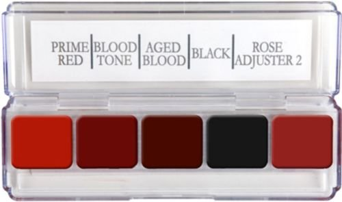 PPI SKIN ILLUSTRATOR - Bloody 5 Palette Premiere Products Make Up New