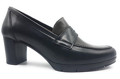 Lince , Damen Pumps Schwarz